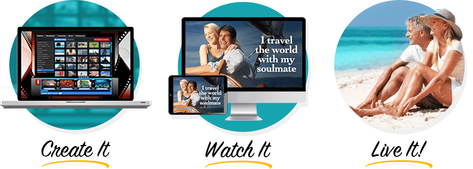 Program your subconscious mind with Mind Movies