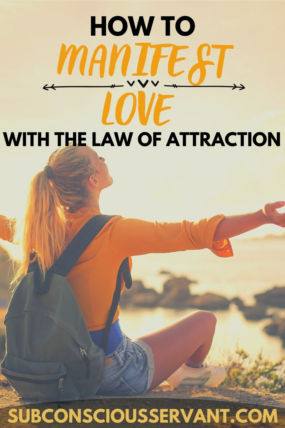 How To Attract Love Spiritually Using The Law of Attraction