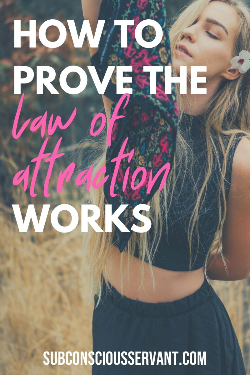 Prove The Law of Attraction Works With These Manifesting Games