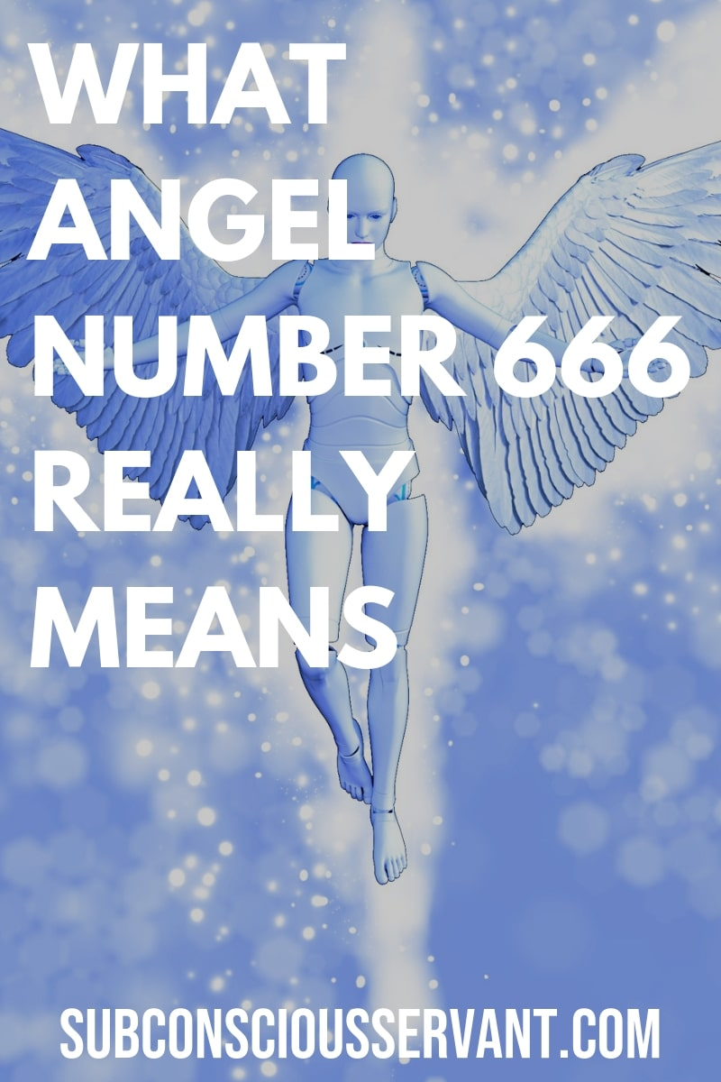 What does the Angel number 666 really mean? In terms of numerology and the number 666, this means that there are hidden messages and guidances wishing to come to light. Perhaps you see or have recently started to see the number 666 occur? Here\'s the full meaning... #SubconsciousServant #666 #Numerology #AngelNumber #DestinyNumber