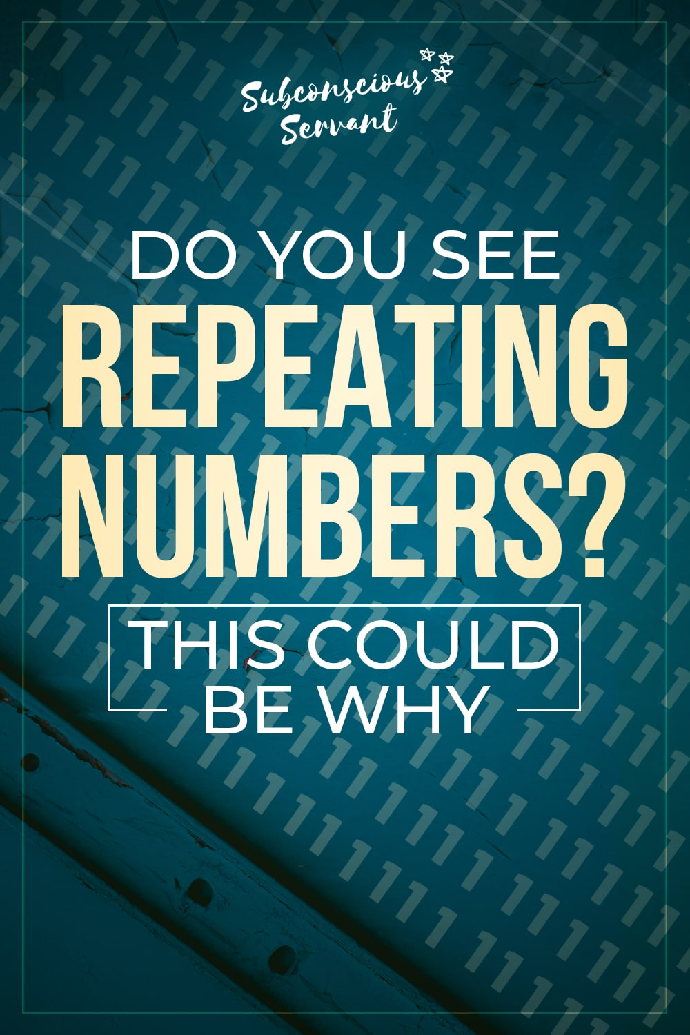 What Is The Hidden Meaning of Seeing Repeating Numbers?