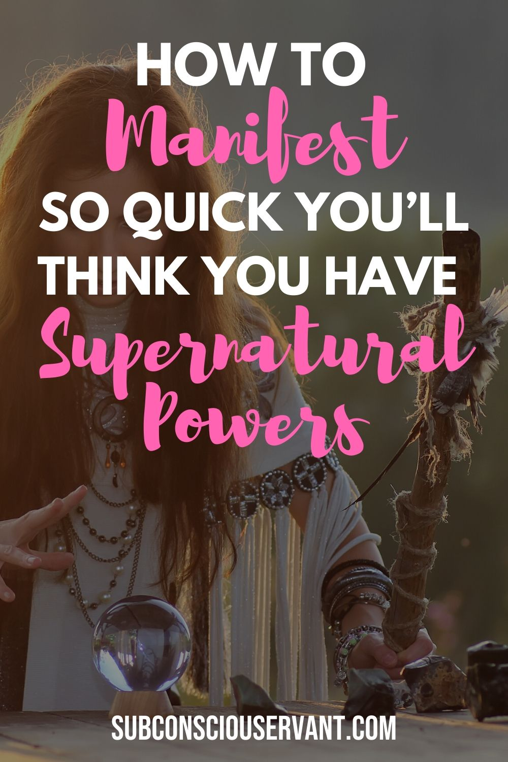 How to manifest so quick you\'ll think you have supernatural manifesting powers. Here are the 6 steps to lightning-fast manifestations.  #Manifesting #Manifestingdreams #Manifestingmiracles #LOA #LawOfAttraction