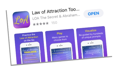 free law of attraction app