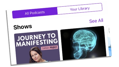 Law Of Attraction Podcasts
