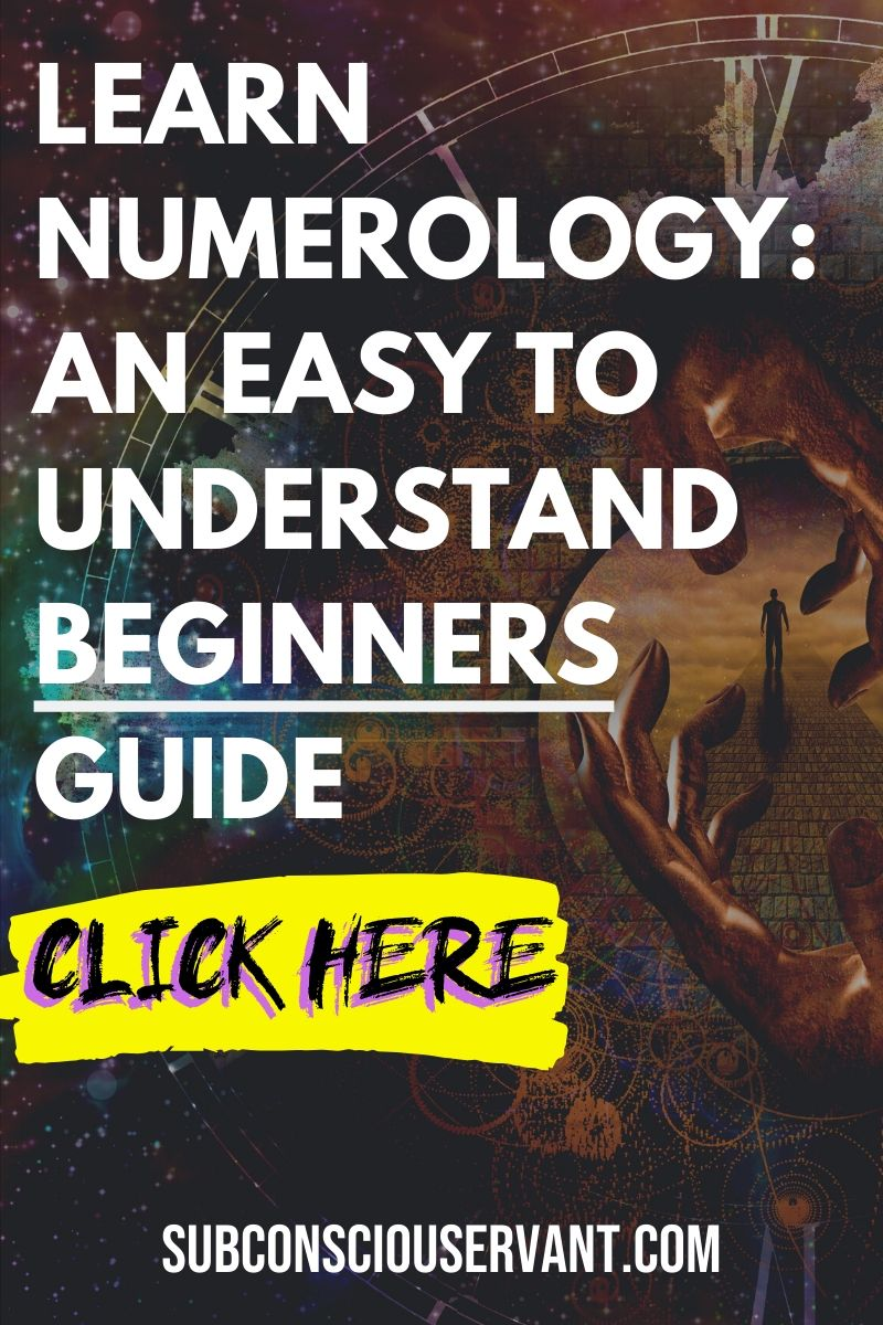 What to know more than you ever thought possible about your personality, potential and life's true purpose. Then learn numerology today with this free easy to understand guide, #Numerology #PathNumber #LifePath