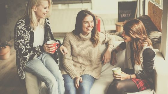 social networker is a extrovert trait