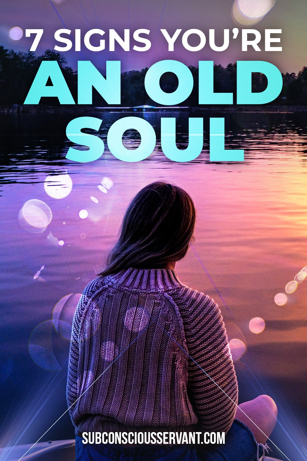 7 Signs You're An Old Soul