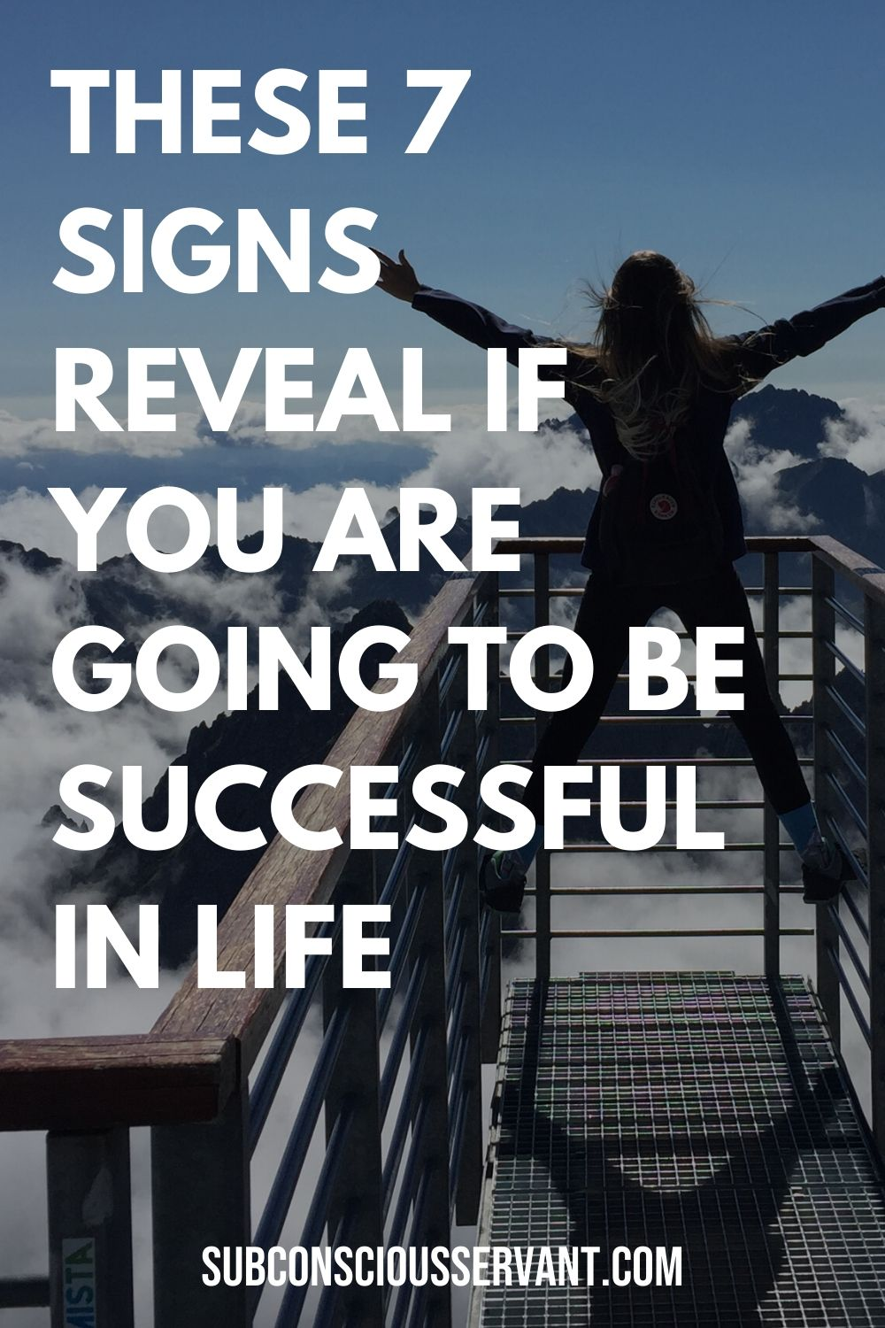 7 Signs You're Going to be Successful In Life