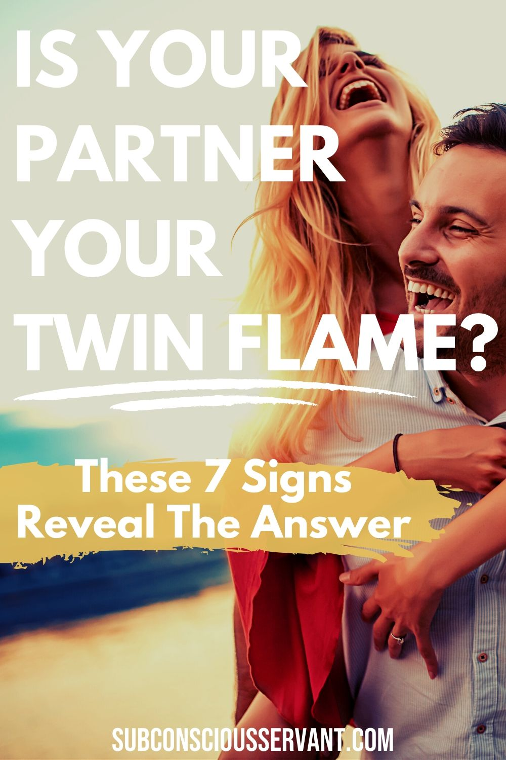 Twin Flame Love - 7 Signs You\'ve Found Your Souls Other Half
