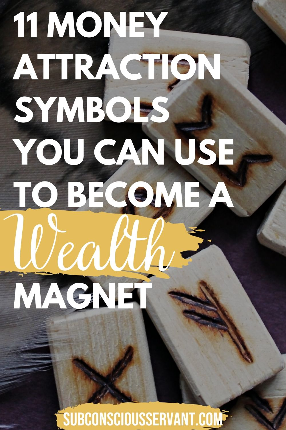 11 Money Attraction Symbols You Can Use To Become A Wealth Magnet