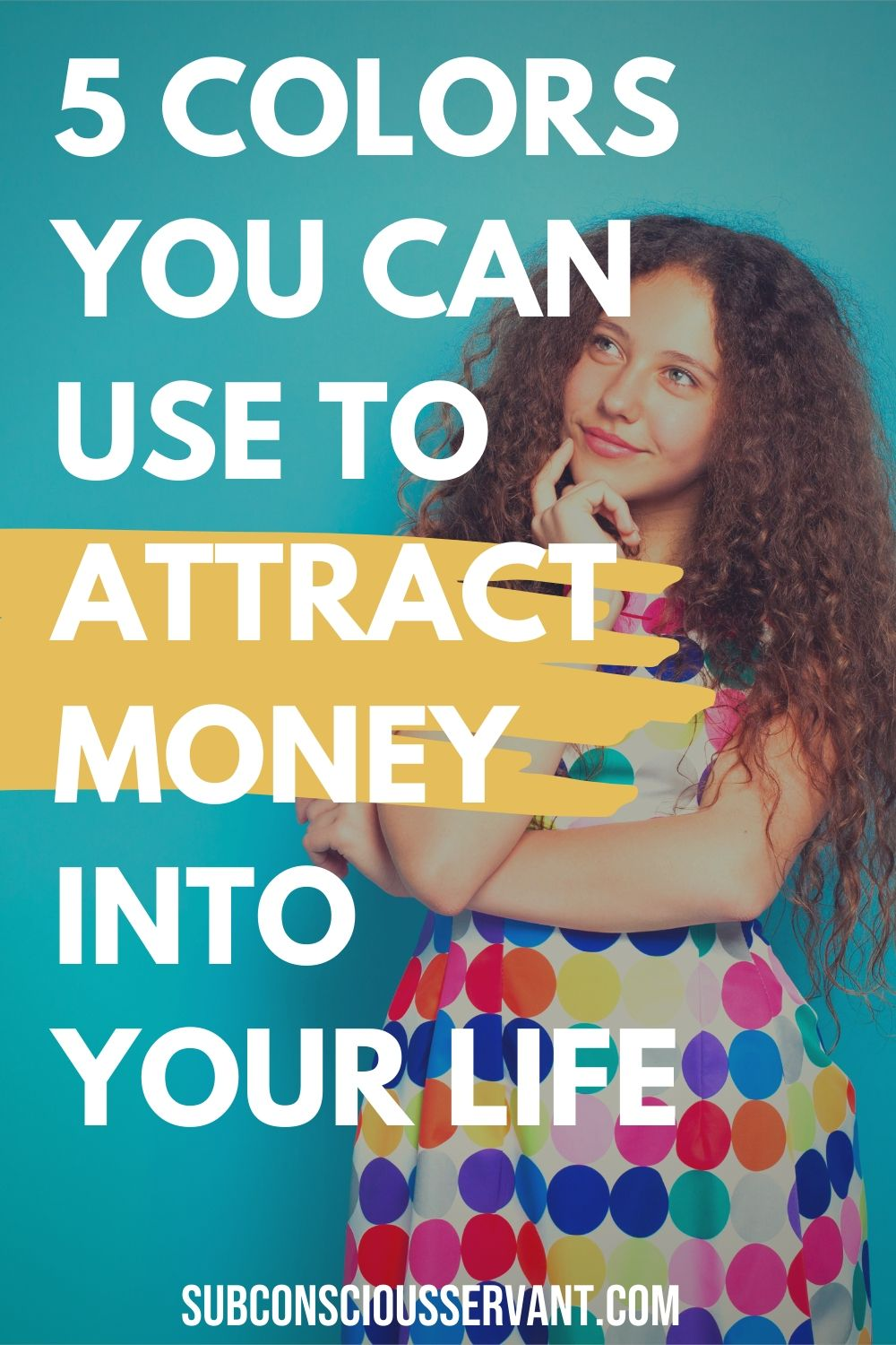 5 Colors That Attract Money Into Your Life Like A Magnet