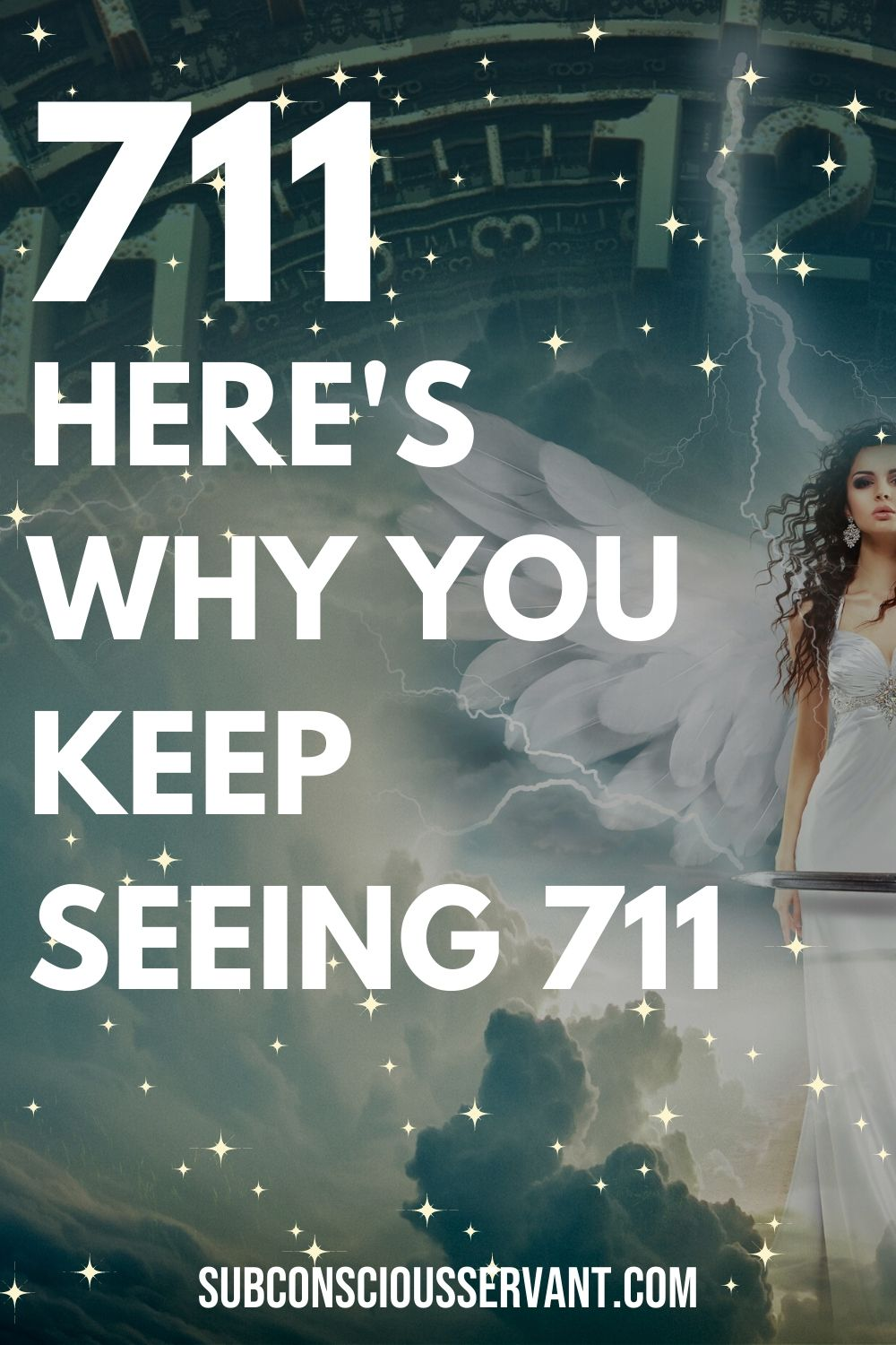 Angel Number 711 – Here\'s Why You Keep Seeing 711