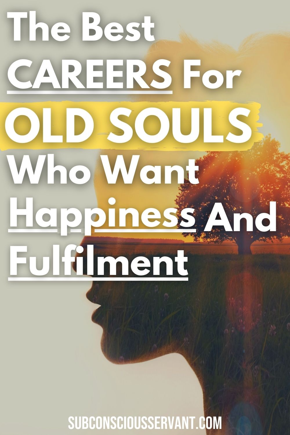 Revealed: The Best Careers for Old Souls Who Want Fulfillment