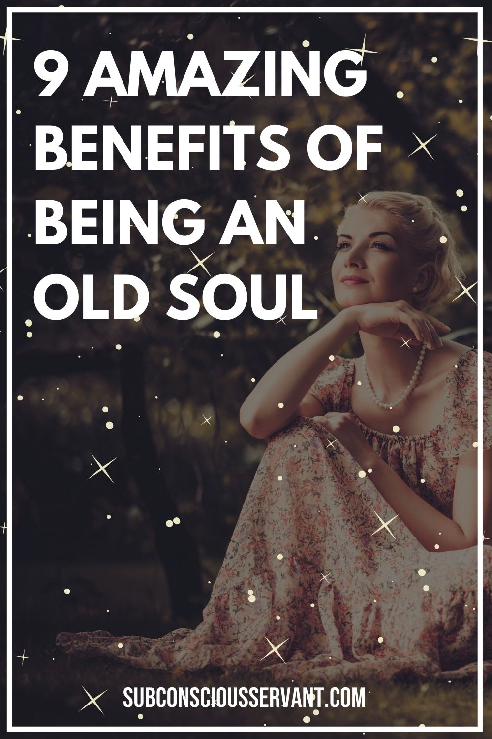 9 Benefits Of Being An Old Soul