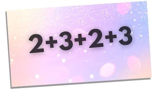 Angel Number 2323 broken down for numerology
