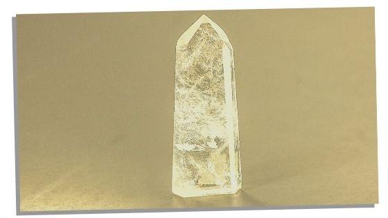 Picture of clear quartz