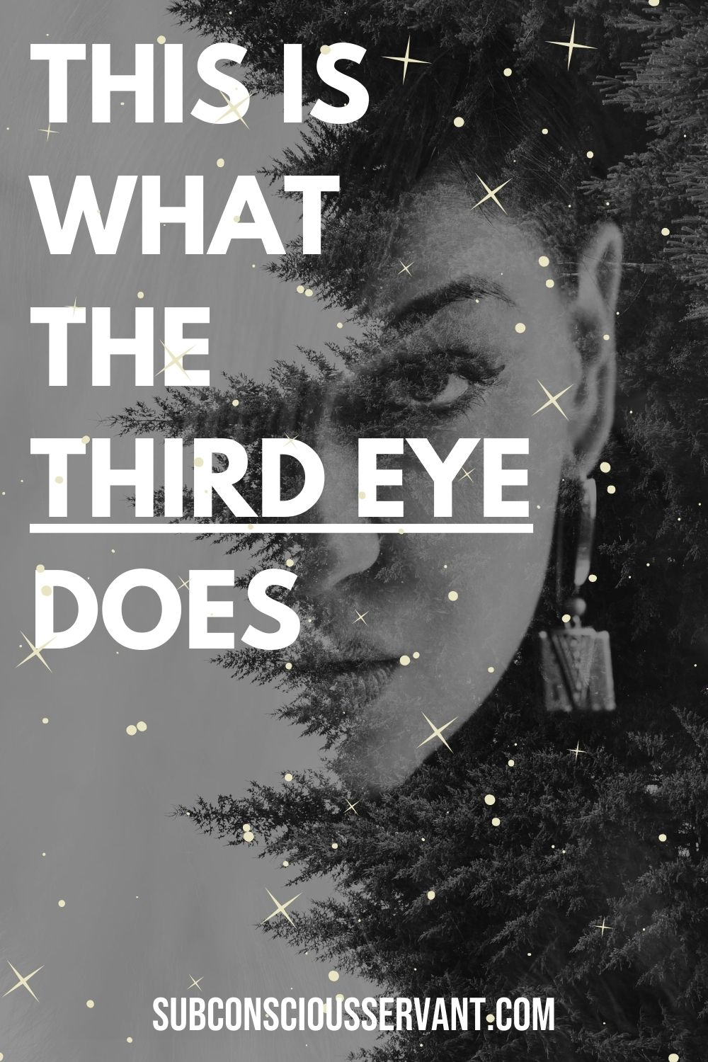 Answered: What Does The Third Eye Do?