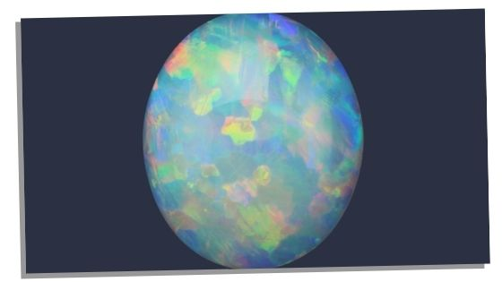 Image of Opal which helps attract new love