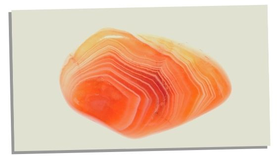 Red Agate to manifest romantic relationships