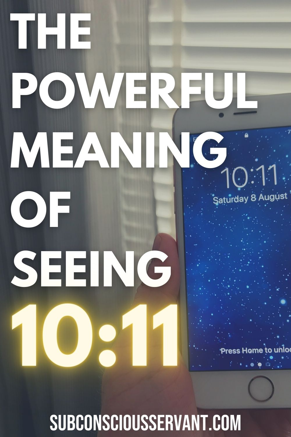 The REAL Meaning of Seeing 1011 - Angel Number Reading