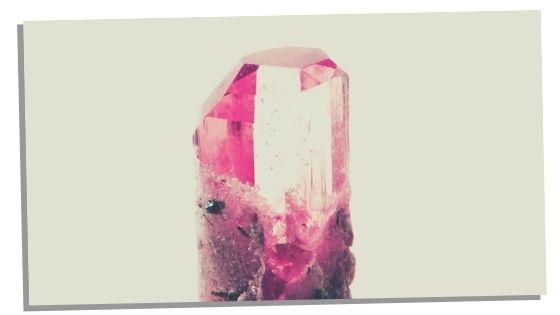 Pink Topaz self love