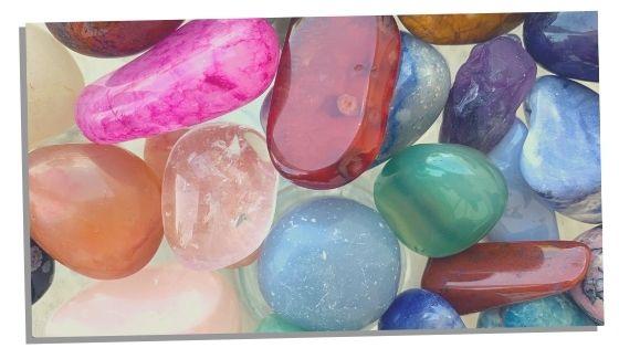 chakra stones and crystals