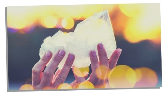 cleansing crystals