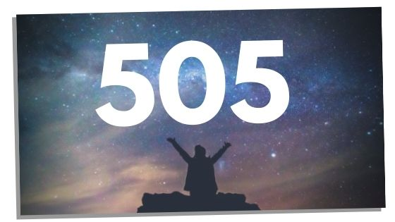 spiritual meaning of 505