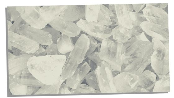 Clear Quartz For Focus