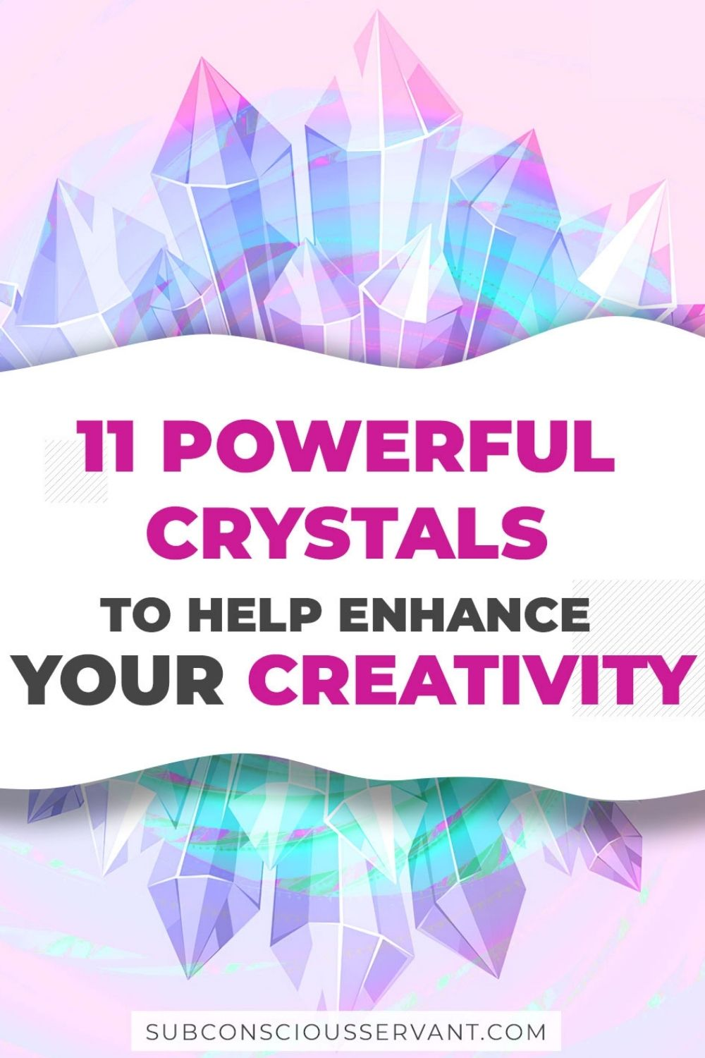 11 Of The BEST Crystals To Help Enhance Your Creativity