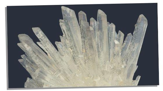 clear quartz for creativity