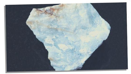 crystal for sleep - Angelite
