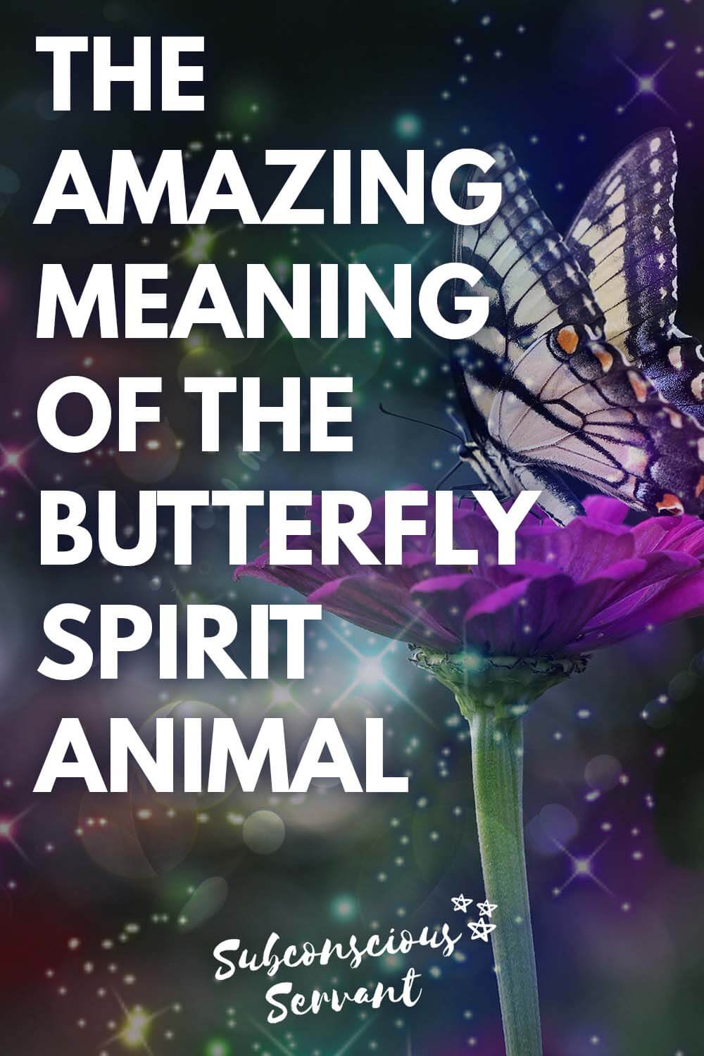 Is The Butterfly Your Spirit Animal? Here Are It\'s Amazing Meanings