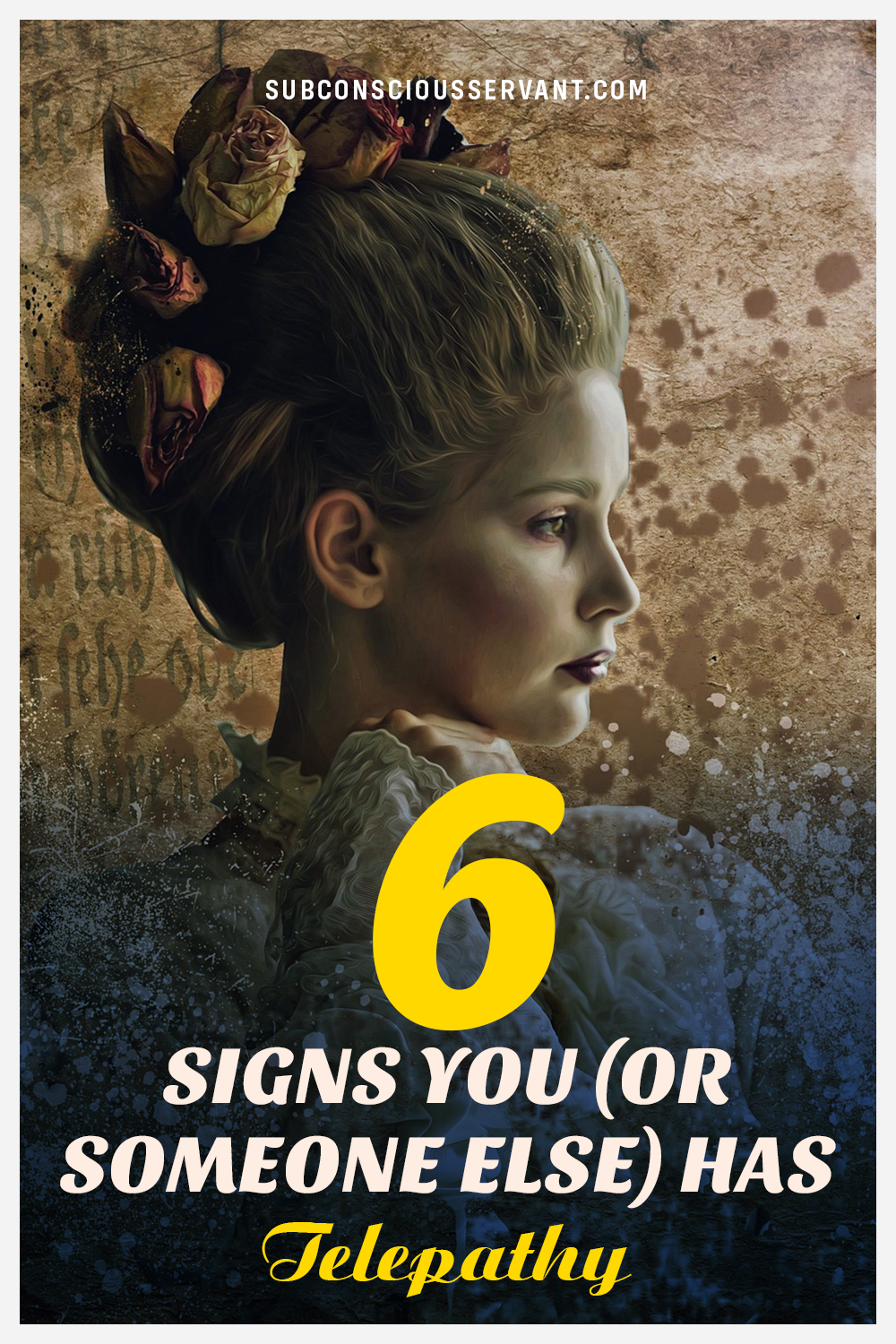Telepathic Abilities: 6 Signs That You (Or Someone Else) Has Telepathy