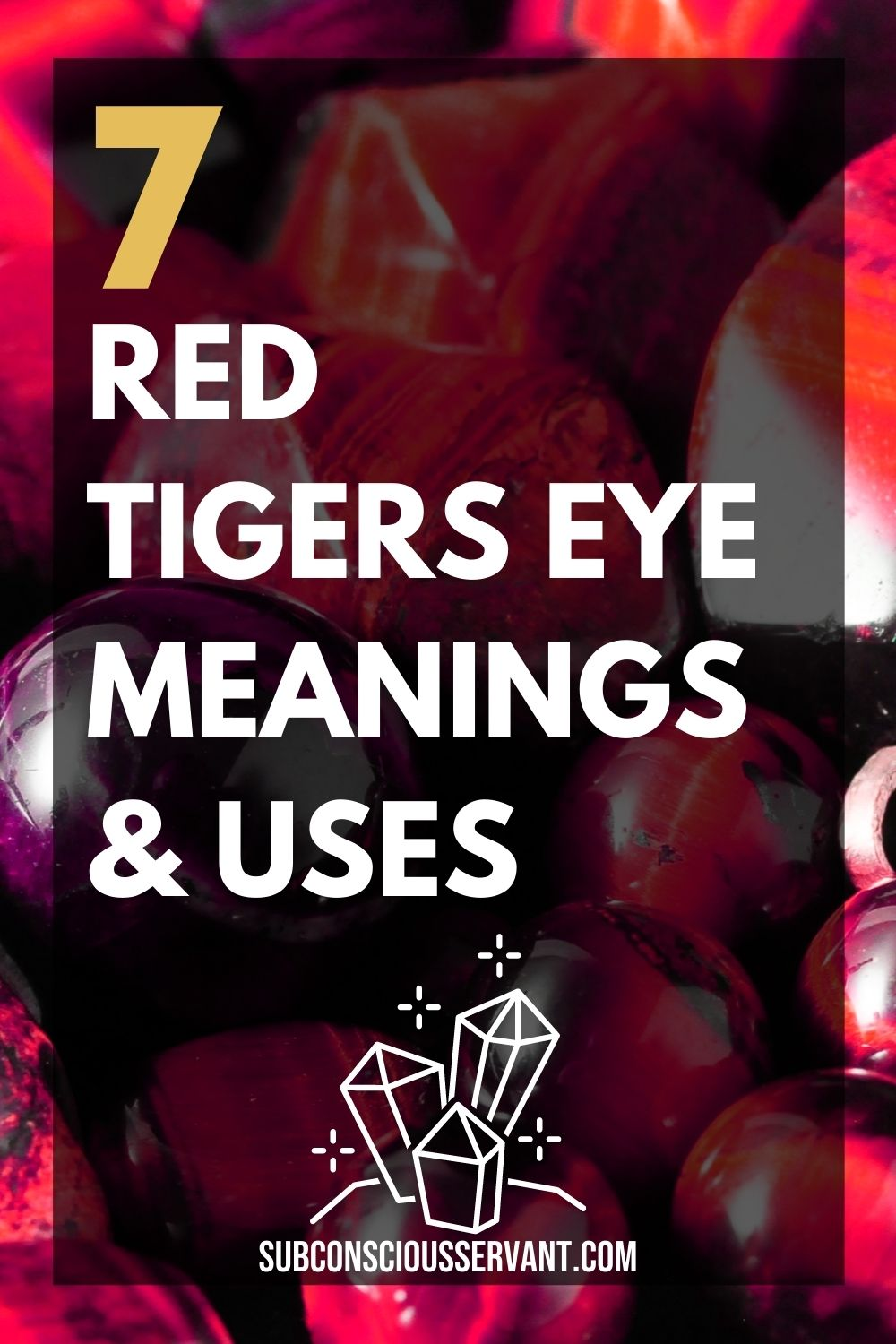 7 Remarkable Red Tigers Eye Metaphysical Meanings & Uses