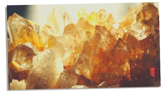 Solar Plexus Chakra Stones & Crystals