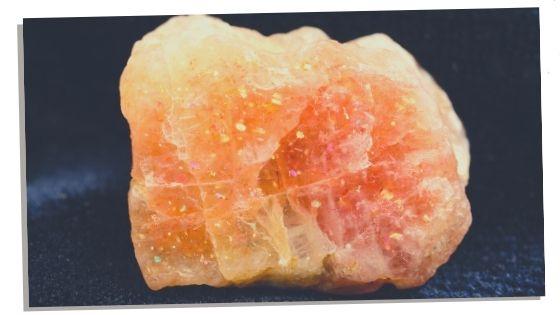 Sunstone solar plexus chakra stones and crystals