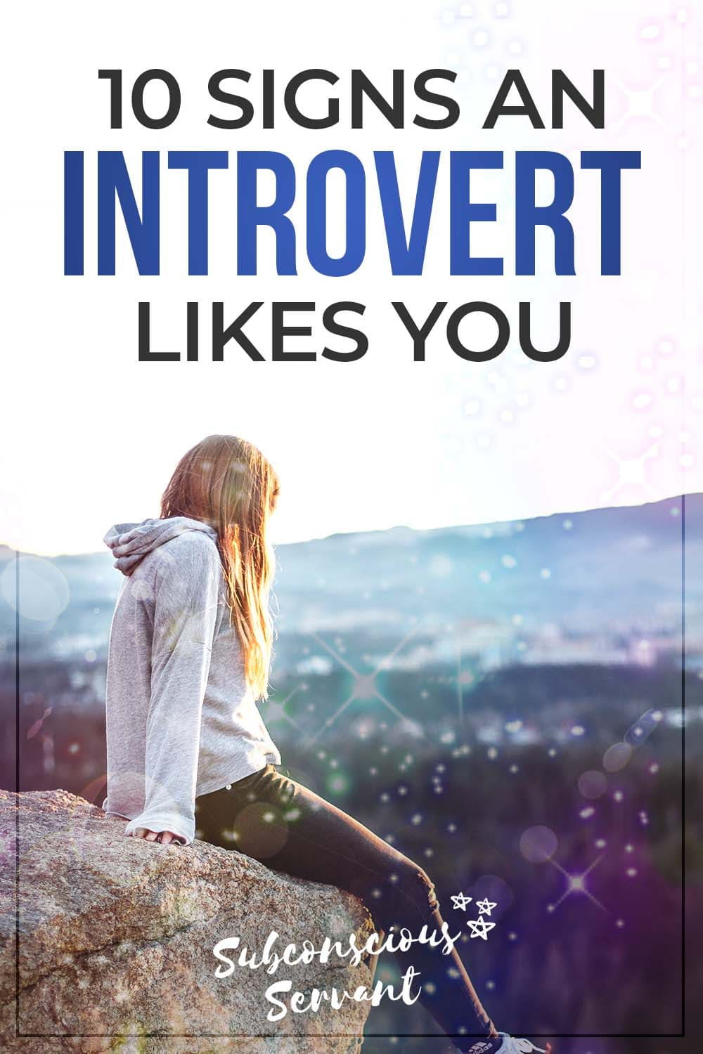 10 (Not So Obvious) Signs An Introvert Likes You
