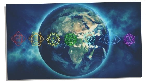 The Chakras Of The Earth