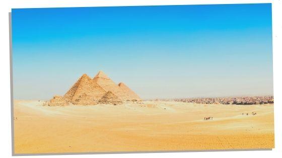 5th Earth Chakra - The Great Pyramids of Giza