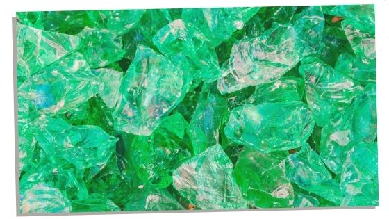 Green Quartz one of the crystals that provide emotional clarity