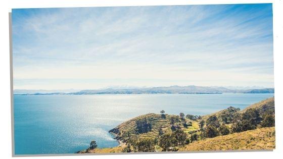 2nd Earth Chakra - Lake Titicaca
