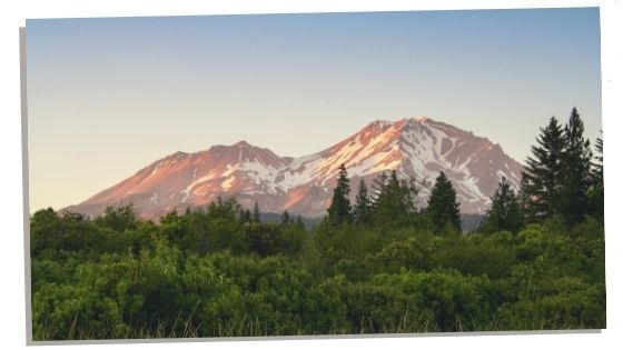 Earth Chakra - Mount Shasta