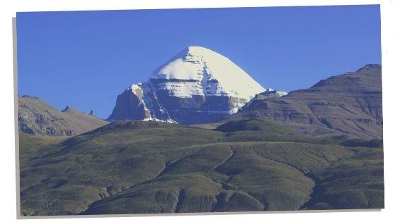 Mt. Kailash, Tibet - The earths crown chakra