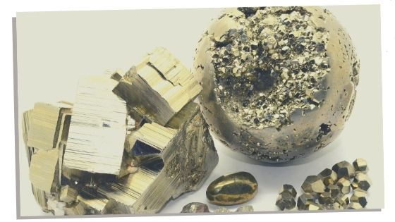 Spiritual meaning of Pyrite