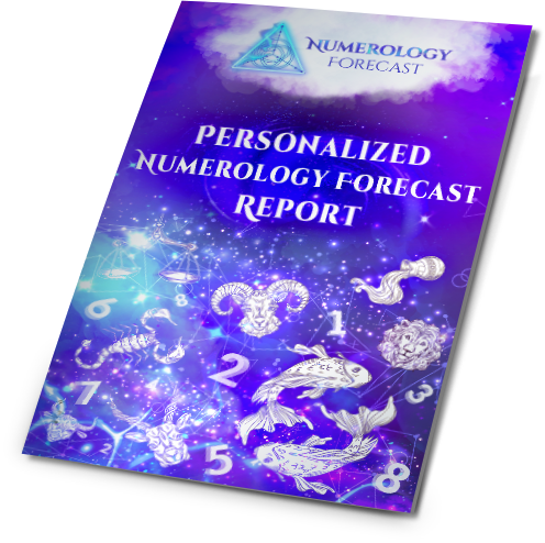 FREE Personalized Numerology Forecast Report