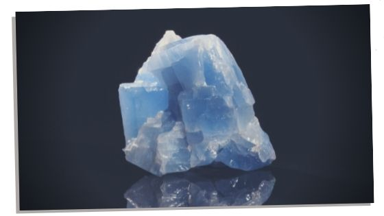 blue calcite and it's metaphysical healing properties