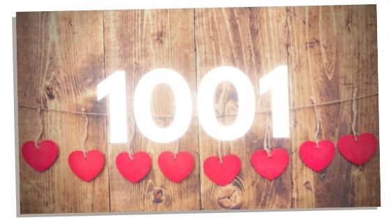 1001 and love
