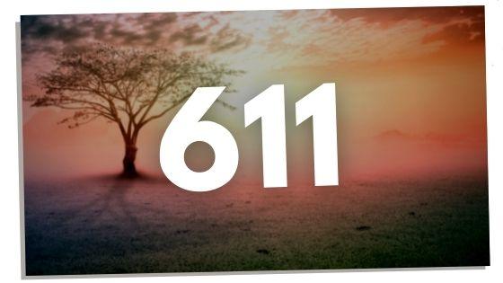 Spiritual Picture of 611