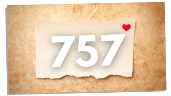 757 as twin flame